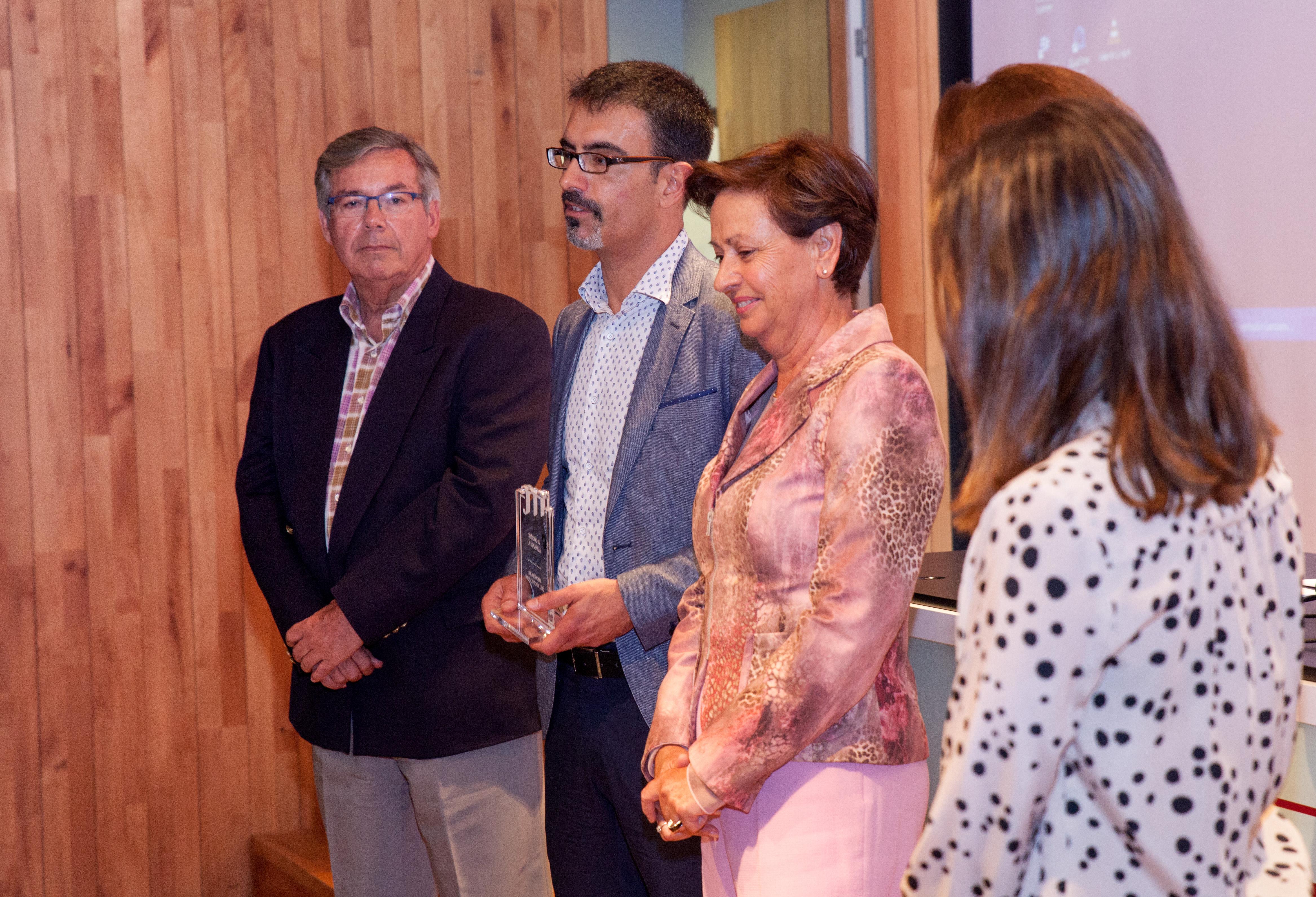 Entrega Premio Programa Actúa 2015 1