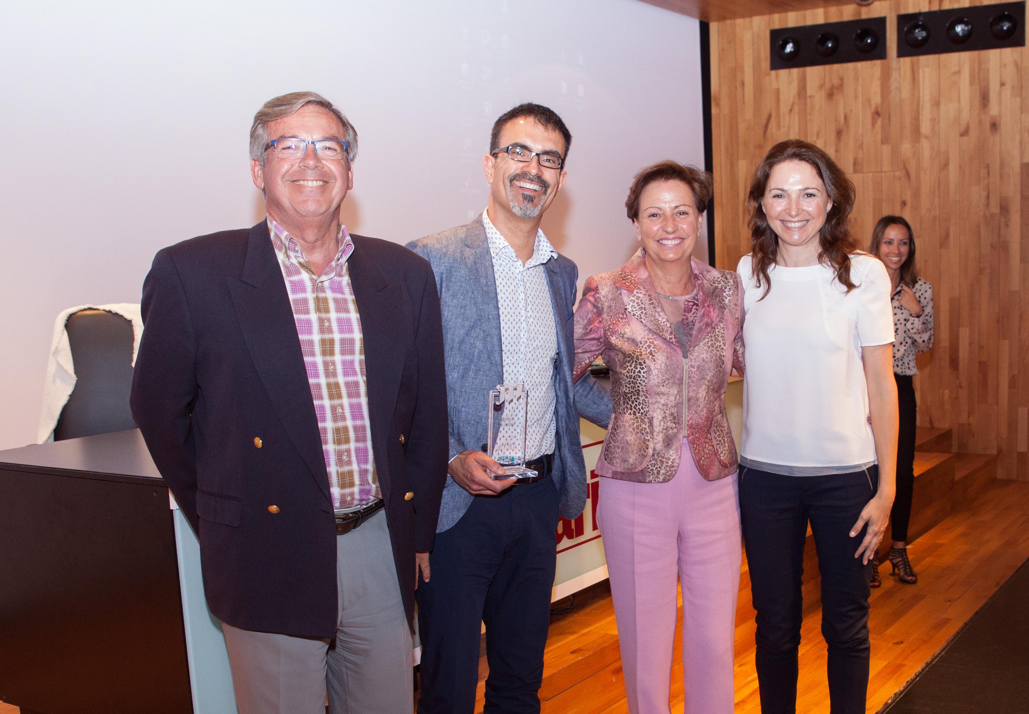 Entrega Premio Programa Actúa 2015 2
