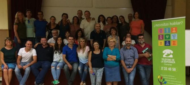 """40 personas participan en el curso """"Comunicación Asertiva y Confianza en Sí mismo/a"""""""