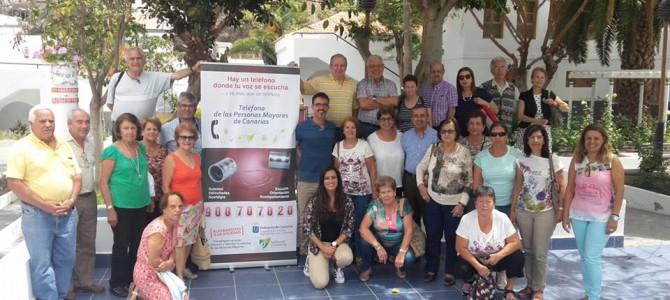 Taller de formación para voluntarios de acogida e integración en Centros de Mayores