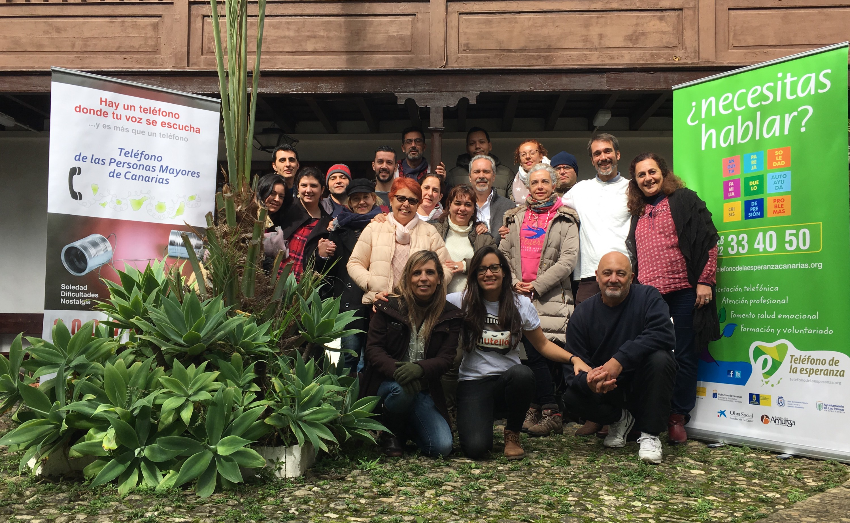 ARRANCA EL PRIMER MÓDULO DEL PROGRAMA DE AGENTES DE AYUDA 2018
