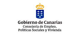 logo consejeria empleo gobcan2017