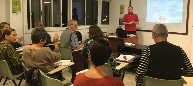 """Formación Externa Noviembre: """"La Tercera Edad en Diversidad"""" proyecto de la Asociación LGBTI Algarabía Canarias"""