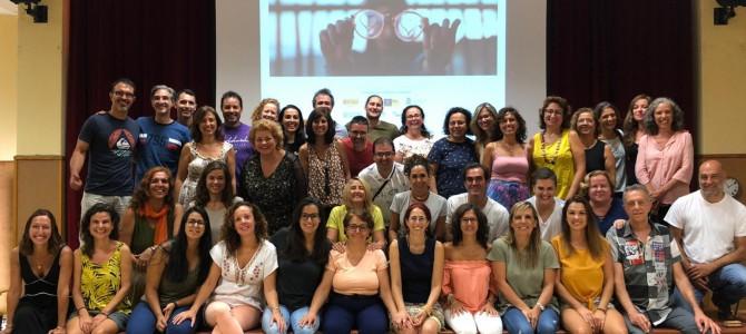 """50 personas asistieron al curso """"Comunicación Asertiva y Confianza en si mismo/a"""" el pasado fin de semana"""