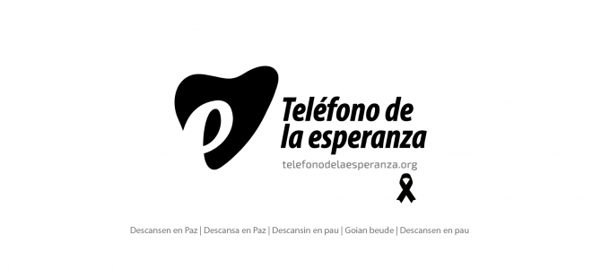 TELÉFONO DE LA ESPERANZA DE CANARIAS SE SUMA A LA DECLARACIÓN DE LUTO OFICIAL