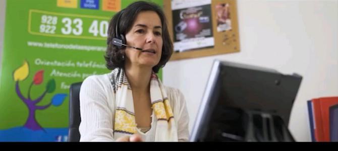 Fundación DISA colabora con Teléfono de la Esperanza en Canarias para atender a mayores confinados durante la crisis covid19