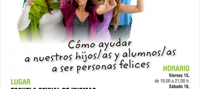 """MATRÍCULA CERRADA – Curso """"Aprendiendo a Educar: Habilidades para madres, padres y educador@s"""""""
