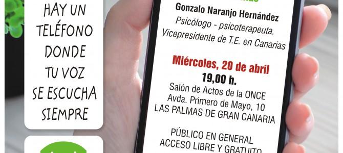 """Conferencia en Gran Canaria: """"Cómo mejorar tu comunicación con los demás"""""""