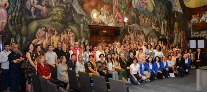 Teléfono de la Esperanza participa en la presentación del Programa Tenerife Solidario 2017