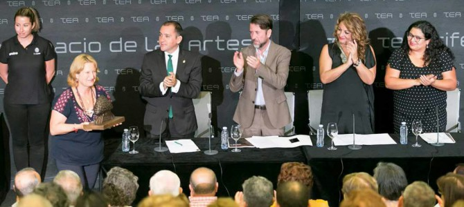 Teléfono de la Esperanza recibe el Premio Valores Humanos 2017 del Cabildo de Tenerife – Programa Ansina