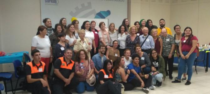 """Teléfono de la Esperanza participó en el I Encuentro Intergeneracional """"Experiencias de Solidaridad"""""""