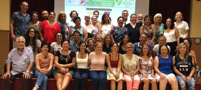 Alta participación en el Curso Comunicación Asertiva y Confianza en Sí Mismo/a