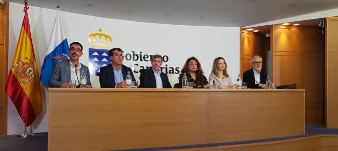 El Teléfono de la Esperanza de Canarias participa en un encuentro de organizaciones que trabajan por el acompañamiento a personas en situación de soledad