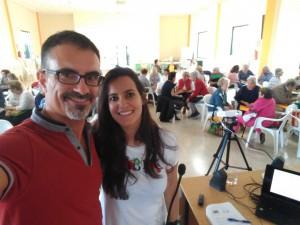 Silvia y Jose. Taller escucha