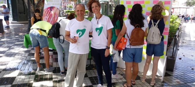El 48 % de los encuestados han tenido ideas suicidas. Campaña para la Prevención del Suicidio 2019 en Canarias