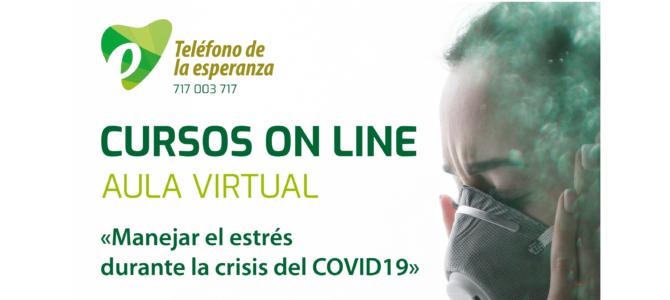 MANEJAR EL ESTRÉS DURANTE LA CRISIS COVID19 – CURSO ONLINE GRATUITO