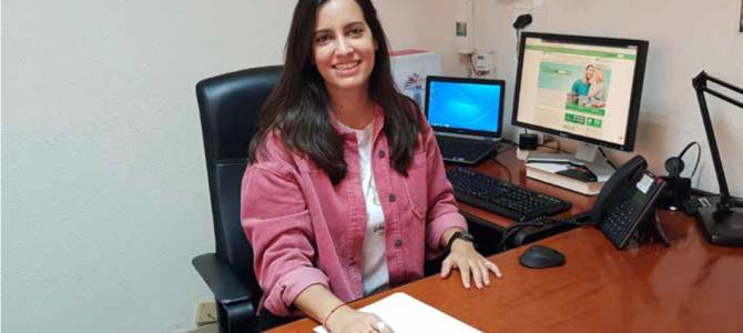 """""""Mi aprendizaje en el Teléfono aún perdura"""": entrevista a Silvia Florido, Responsable de Voluntariado y Orientación de T.E. Canarias"""